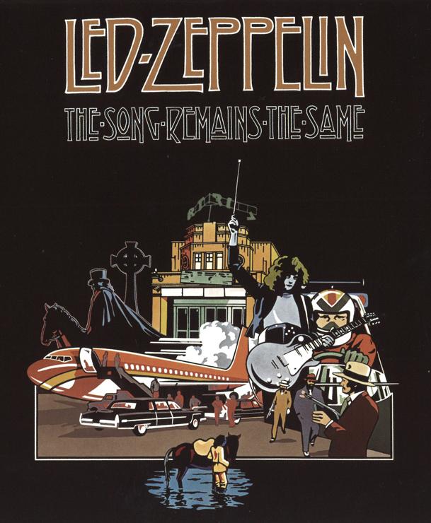"""『レッド・ツェッペリン狂熱のライブ[Led Zeppelin """"The Song Remains the Same"""" ]』(デジタル・リマスター版)1夜限りのライヴ絶響上映 2016年9月14日(水) at Zepp DiverCity(TOKYO)、 Zepp Nagoya、 Zepp Namba(OSAKA) / A-FILES オルタナティヴ ストリートカルチャー ウェブマガジン"""