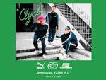 XLARGE(R)×PUMA×mita sneakers コラボレーションアイテム発売記念、オリジナルRAPソング『CLYDE』公開。