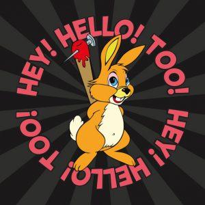 HEY! HELLO! - New Album『HEY! HELLO! TOO!』Release