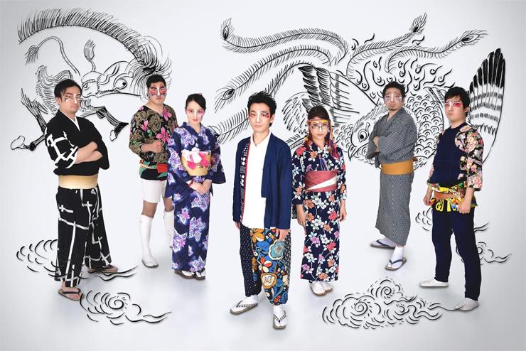 アラゲホンジ - New Album『はなつおと』Release