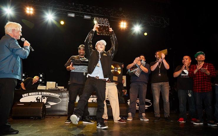 日本から世界一のDJが誕生。DJ YUTOがDMC WORLD DJ CHAMPIONSHIPS世界大会で優勝!