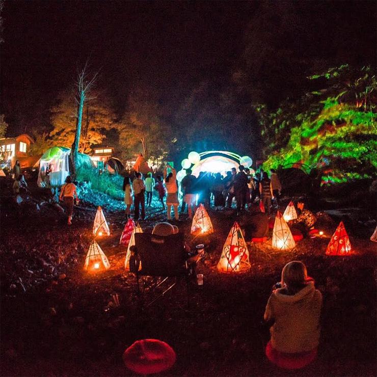 『秘境祭2016』2016年9月10日(土)11日(日)at 山梨県小菅村 玉川キャンプ村