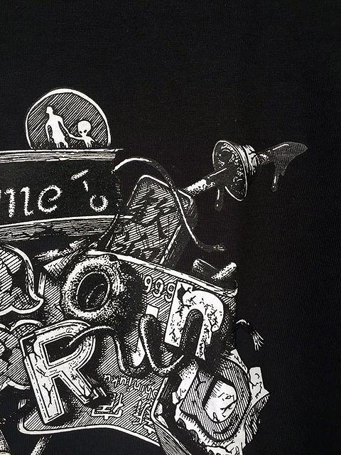神眼芸術 - 最新作『Welcome to the UNDERGROUND』(Tシャツ、ロングスリーブTEE、スウェット)
