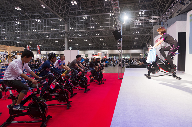 『CYCLE MODE international 2016』11月4日(金) 5日(土) 6日(日) at 幕張メッセ 1~4ホール