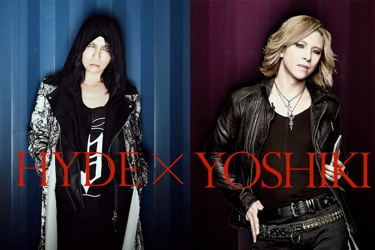 HYDE×YOSHIKI(出演日:10/15)