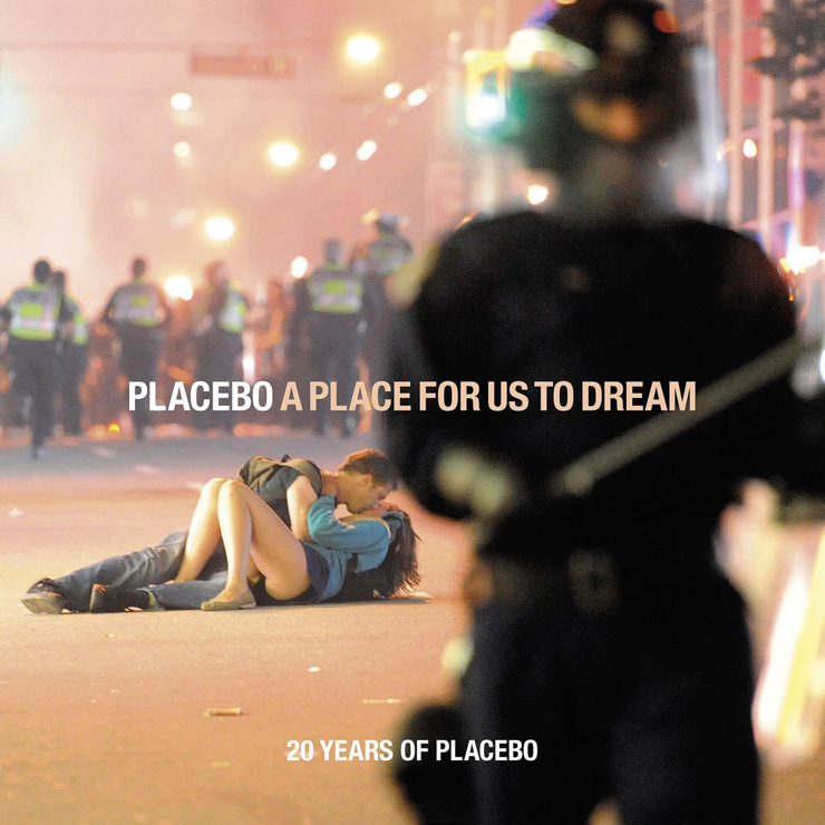 A Files オルタナティヴ ストリートカルチャー: Placebo – Best Album『A PLACE FOR US TO DREAM』Release