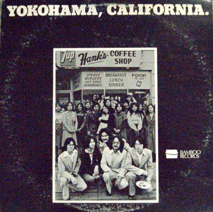 YOKOHAMA, CALIFORNIA『ヨコハマ、カリフォルニア』 Release