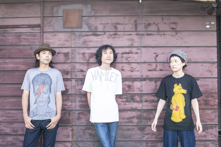 ズボンズ - New Album『Ice Cream & Dirt』Release