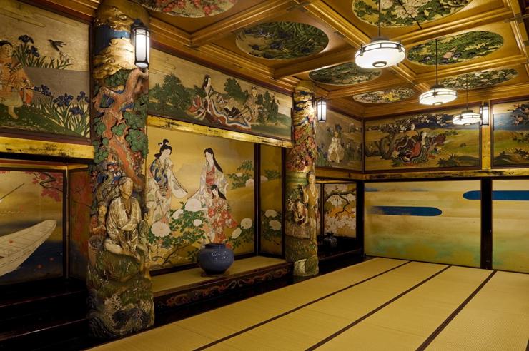 神の手・ニッポン展Ⅱ 2016年11月18日(金)~12月25日(日) at 目黒雅叙園 文化財「百段階段」