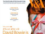 展覧会 DAVID BOWIE is 2017年1月8日(日)~4月9日(日)寺田倉庫G1ビルで開催。/映画『デヴィッド・ボウイ・イズ』2017年1月7日より新宿ピカデリー他全国劇場で公開。