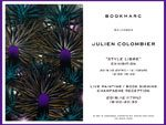 """『Julien Colombier  """"STYLE LIBRE""""  EXHIBITION』2016年12月2日(金)~12月11日(日)at 渋谷BOOKMARC"""