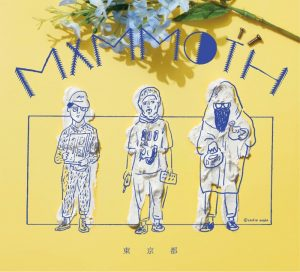Mammoth - 1st Album『東京都』Release