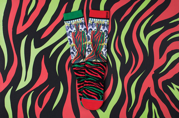 STANCE - Midnight Marauders リリース