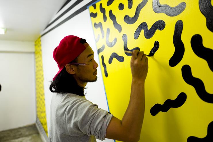 クリエイター集団「VATES」がコンテンポラリーアート空間をプロデュース。 アートスペース完成披露イベントを開催。