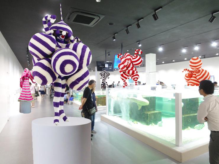 《ゾーン2》「わざにふれる」× アーティスト・ピュ~ぴる