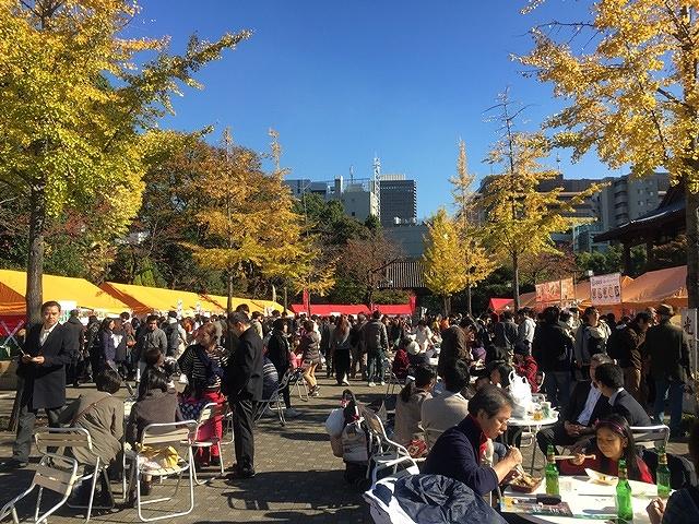 『ミャンマー祭り2016』 2016年11月26日(土) 27日(日) at 東京・芝 増上寺(浄土宗大本山)境内、光摂殿講堂