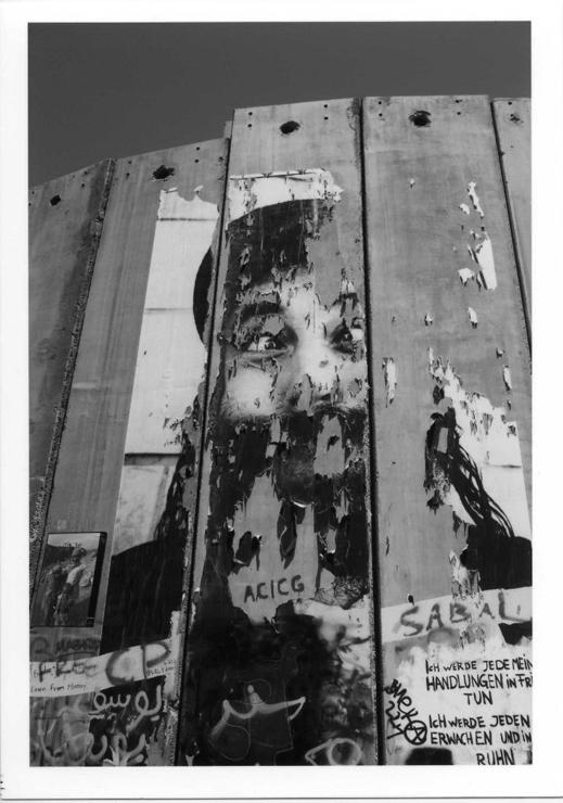 山岡幹郎写真展 「『壁』壁が人々の自由を奪う」2016年12月1日(木)~12月7日(水)at アイデムフォトギャラリー[シリウス]