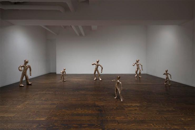 ロビー展『黒川弘毅の彫刻』2016年12月3日(土)~2017年4月9日(日)at 平塚市美術館