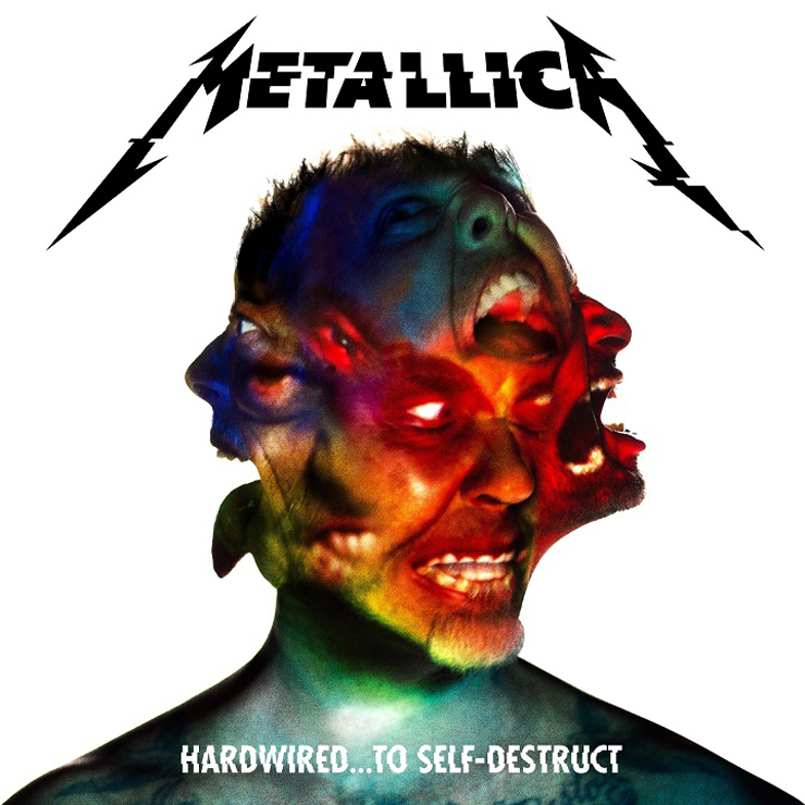 METALLICA - New Album『Hardwired...To Self-Destruct』Release