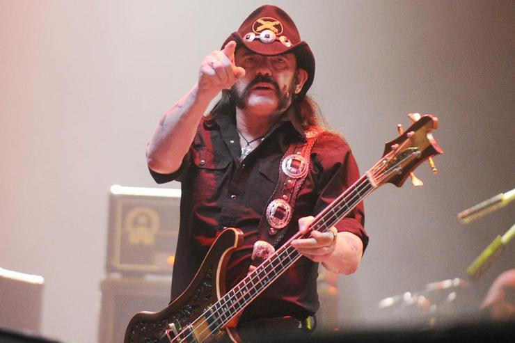 WOWOWでレミー・キルミスターの一周忌に捧ぐMotörheadが2011年にドイツで行なったライブを放送。『洋楽ライブ伝説 モーターヘッド at ヴァッケン・オープン・エア 2011』12月20日(火)21:00~