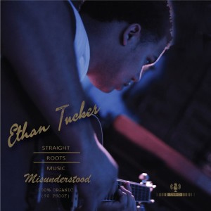 Ethan Tucker - New Album『Misunderstood』Release