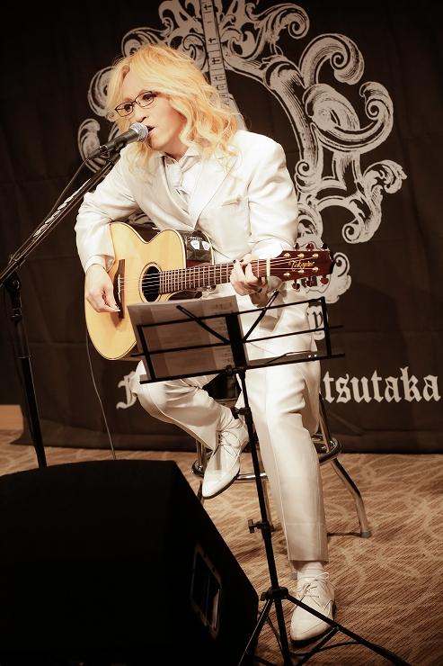 """橘高文彦(筋肉少女帯、X.Y.Z.→A)""""デビュー30周年記念スペシャルイベント @ Gibson Brands Showroom TOKYO (2016.12.10) ~ -REPORT -"""