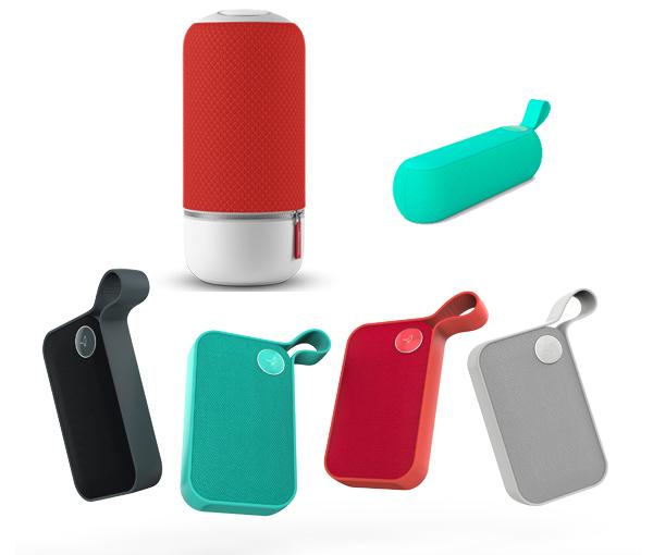 デンマーク発、リブラトーン社ワイヤレススピーカ(Bluetooth(R)スピーカ)発売。