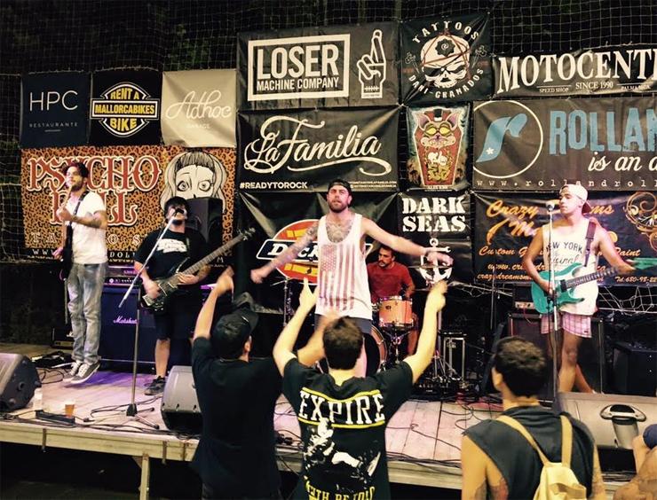 NOISEAST - New Album『Lifeyard』Release/JAPAN TOUR 2017決定。