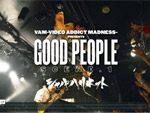 パンク・ラウドロックの動画配信サイトVAM-VIDEO ADDICT MADNESSが10月に行ったイベント「GOOD PEOPLE SCENE-1」よりジャパハリネットとemberの映像を公開。
