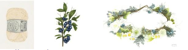 企画展『木と木と木』2017年1月5日(木)~1月29日(日)at JARFO 京・文博 LUCK