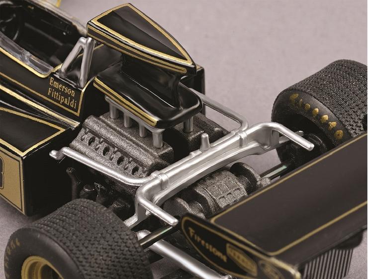 隔週刊『F1マシンコレクション』2017年1月10日(火)創刊/全90号