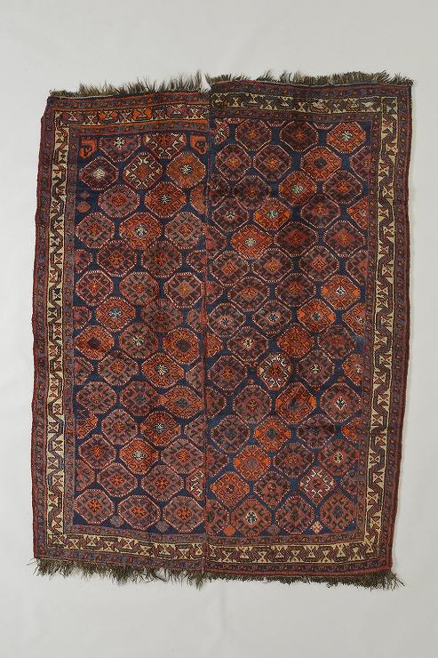 絨毯 南イラン アラブ族(ハムセ連合)1900年頃 (C)丸山コレクション