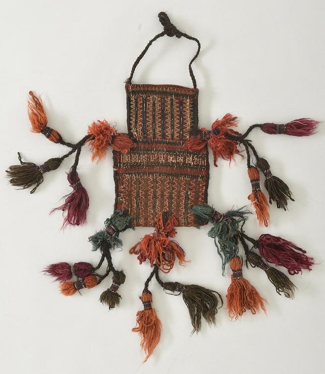 塩袋 東イラン(ザボール) バルーチ族 1920年頃 (C)丸山コレクション