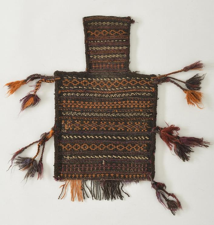 塩袋 北東イラン バルーチ・トルクメン族 1930年頃 (C)丸山コレクション