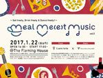 meal me(e)t music [vol.0] 2017年1月22日(日) at The Fleming House