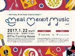 meal me(e)t music [vol.0] 2017年1月22日(日) at The Fleming House
