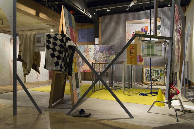 展覧会『パープルームのオプティカルファサード』2017年2月4日(土)~2月26日(日) at 名古屋 gallery N