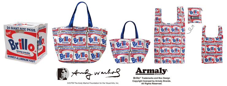 Andy Warhol×ROOTOTE