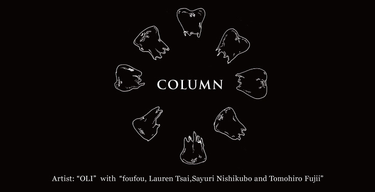 COLUMN -Group Exhibition- 2017年3月3日(金)~11日(土) at 中目黒MDP GALLERY