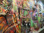 G 1st Exhibition『解放区』2017.02.15(水)~03.16(木)at 下北沢レインボー倉庫3F ギャラリースペース / A-FILES オルタナティヴ ストリートカルチャー ウェブマガジン