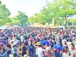 『サルサストリートフェスティバル2017』2017年6月17日(土)18日(日) at 代々木公園 ケヤキ並木