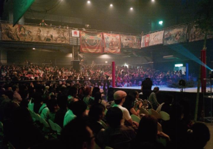 『サディスティックサーカス2017 Spring』2017年4月22日(土) at 新宿FACE
