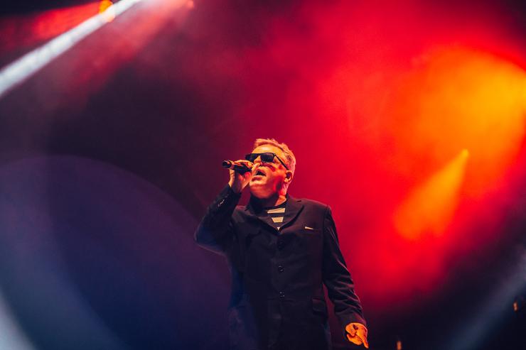 WOWOWで2トーン・スカのムーブメントを盛り上げたMADNESSが、結成40周年の節目に開催したフェスでのライブを放送。『洋楽ライブ伝説 マッドネス ライブ・イン・ロンドン 2016』3月28日(火)21:00~
