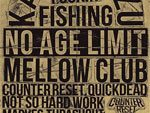~COUNTER RESET 4TH ALBUM JAPAN TOUR~『NO AGE LIMIT vol,07』2017.03.24 (FRI) at 上前津club ZION