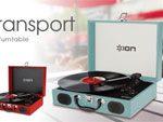 トランク型レコードプレーヤー『Vinyl Transport Black/Red/Blue』発売。 / A-FILES オルタナティヴ ストリートカルチャー ウェブマガジン