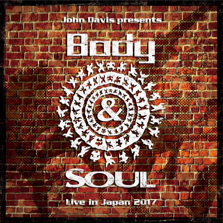 『Body&SOUL Live in Japan 2017』2017年6月4日(日)at お台場Body&SOUL Live in Japan特設会場