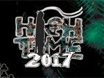 『HIGHTIME2017』2017年4月22日(土)~23日(日) at 山梨 道志村久保キャンプ場