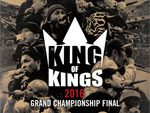 V.A. – DVD『KING OF KINGS 2016 -GRAND CHAMPIONSHIP FINAL-』Release
