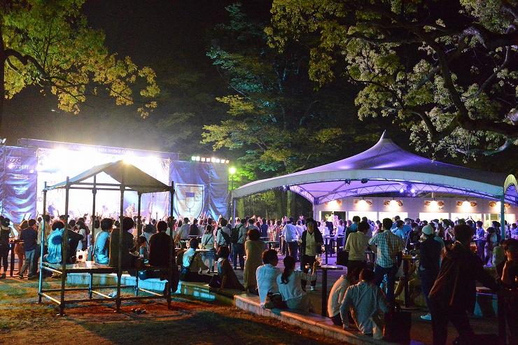 『ベルギービールウィークエンド 2017 金沢』2017年6月8日(木)~11日(日)at いしかわ四高記念公園