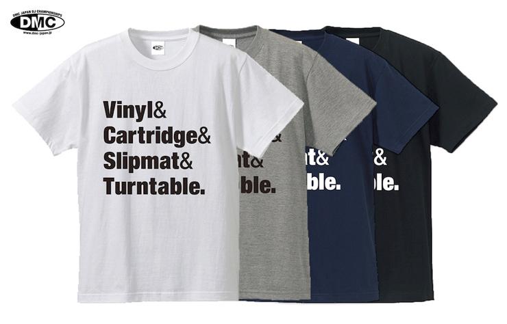 DMC JAPAN オリジナルTシャツ